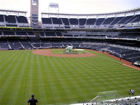 petco park section 228 rateyourseats