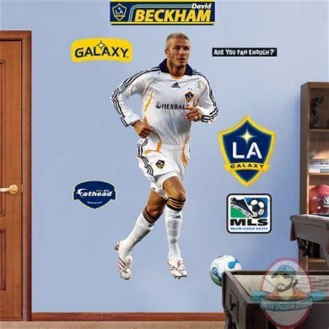Actiom Figure Soccer David Beckham fathead david beckham la galaxy of figures