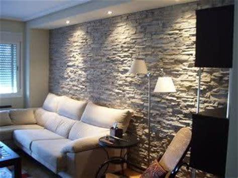 ideas piedra decorar las paredes casa  como