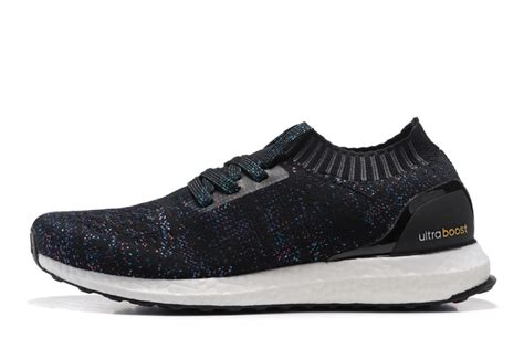Sepatu Adidas Ultra Boost Uncaged Black Premium Quality adidas ultra boost uncaged black blue