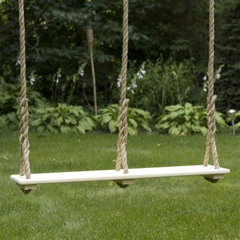 tree swings for adults double adult tree swing 45 quot x 9 quot natural by breezy