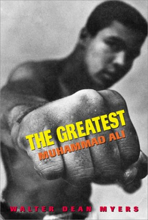 muhammad ali the greatest biography ccbc recommended books
