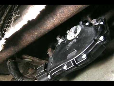 adjust digital transmission range sensor youtube