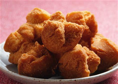 理研農産のレシピと小話ってことで!:サーターアンダギーレシピ|沖縄|お祝い|揚げドーナツ