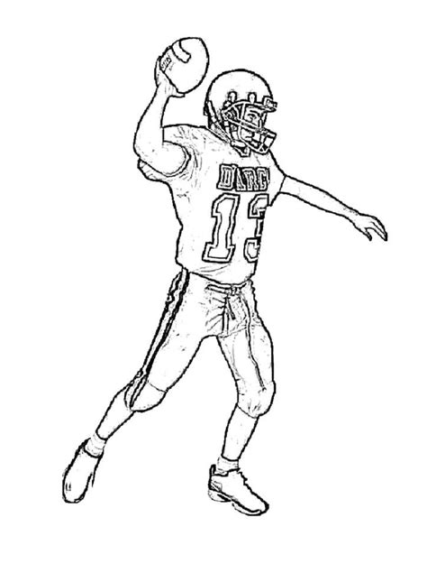 superbowl coloring pages coloring home