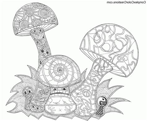 Complex Coloring Pages Complex Coloring Pages