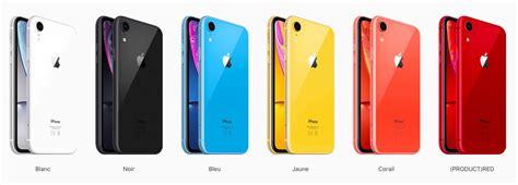 iphone xs contre iphone xr quelles principales diff 233 rences entre les nouveaux mod 232 les d apple