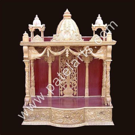 big wooden temple designs for home wooden mandir for home studio design gallery best