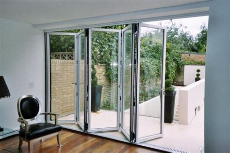 Accordian Patio Doors by Folding Doors Folding Doors Patio