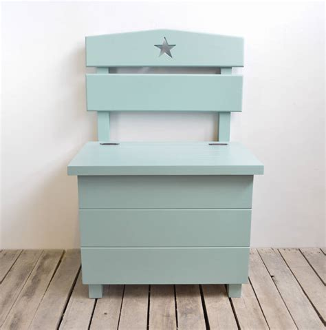 Single Seat Storage Bench Pine Storage Bench Single Seat By The Orchard