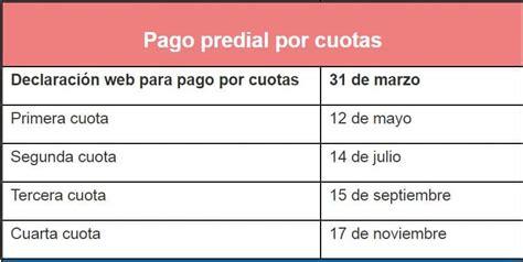 fechas de pago con descuento predial bogota 2016 impuesto predial y fechas de pago