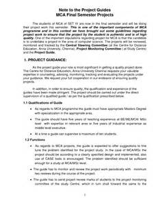 Project Report Samples Best Photos Of Project Report Format Sample Project