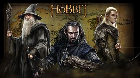 review the hobbit kingdoms of middle earth by kabam the hobbit kingdoms of middle earth for android review