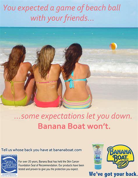 banana boat ad plans boat building