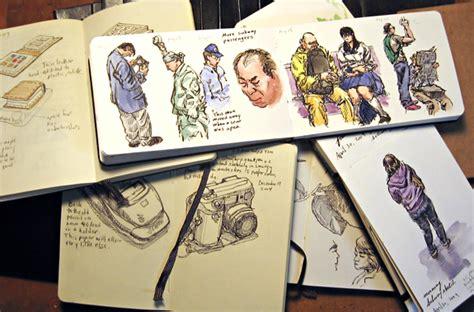 sketchbook big sketching with a moleskine
