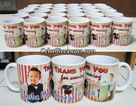 Customized Giveaways Cebu City Cebu - mugs cebu giveaways personalized items party souvenirs