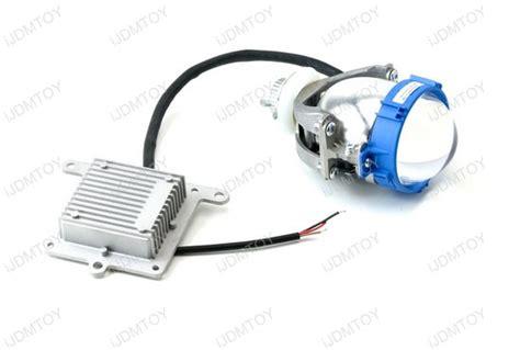 Led Projector Lens Zt Power 30w high power led bi xenon projector lens for headlight retrofit custom upgrade ebay