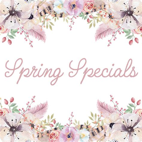 laser specials blog april specials pinewood laser amp spa