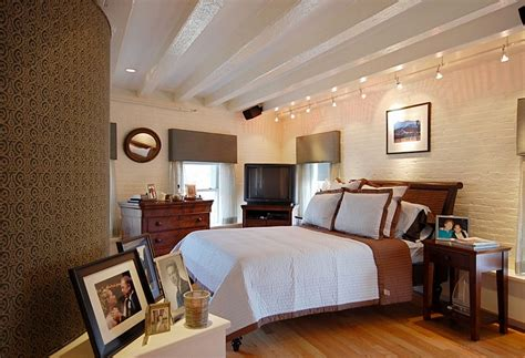 bedroom track lighting how to choose the right bedroom lighting