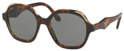 Kacamata Prada Original Prada Spr16t Light Brown Brown Gradient prada spr 06u eyeglasses authentic prada sunglasses buy prada spr 06u sunglasses trendeyewear