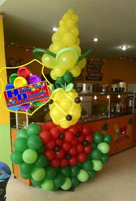 Decoracin De Servilleteros Para Bautizo Tutti Contenti Decoraciones Decoracion Para Bautizos by Columna De Globos Frutas Henry Decoraciones Servicios Especiales