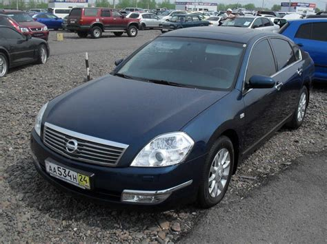 nissan teana 2008 2008 nissan teana pictures 2 3l for sale