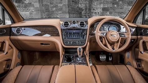 2017 bentley bentayga interior bentley considering leather for vegans