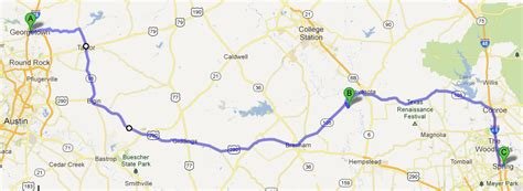 independence texas map battleground the texas rambler