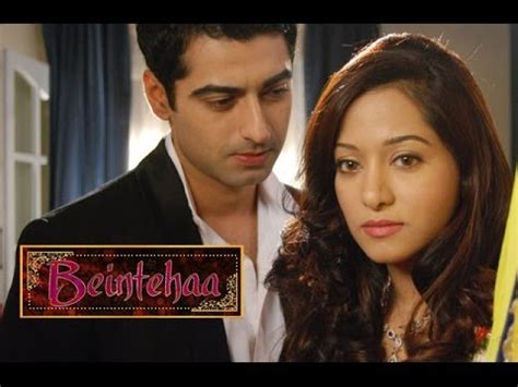 Golden Zubair Top Hq aaliya kisses zain on beintehaa 25th june episode hd