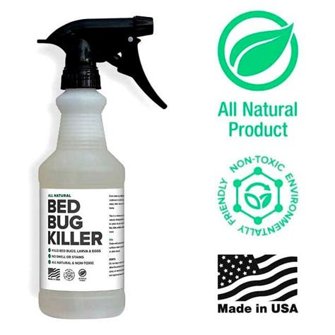 what spray is good for bed bugs top 5 bed bug sprays blood sucking insects killer which