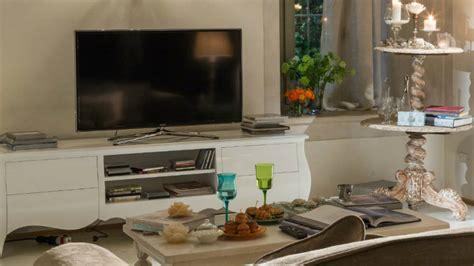 mobile legno grezzo dalani mobile tv in legno grezzo fascino country chic