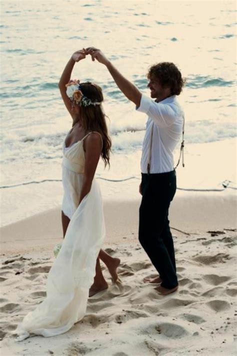 Braut Und Br Utigam by Heiraten Am Strand Hier Sind 37 Bilder Archzine Net