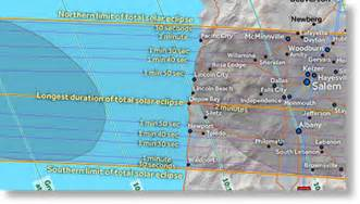 map of oregon totality see the quot kentucky solar eclipse quot on august 21 2017 probably in oregon bay area new
