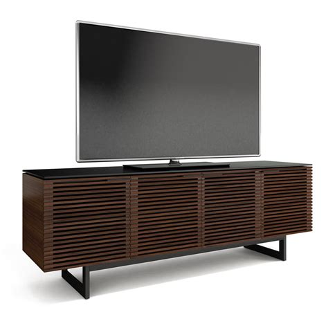 wide tv stand corridor wide modern tv stand by bdi eurway furniture