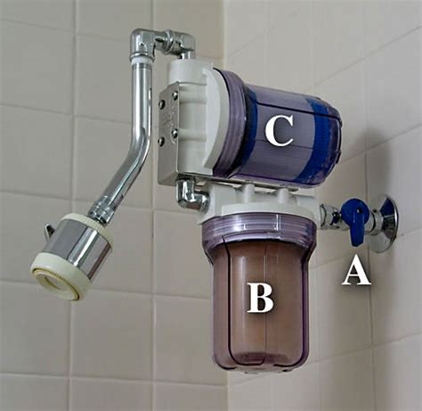 Shower Filters by Custom Air Water