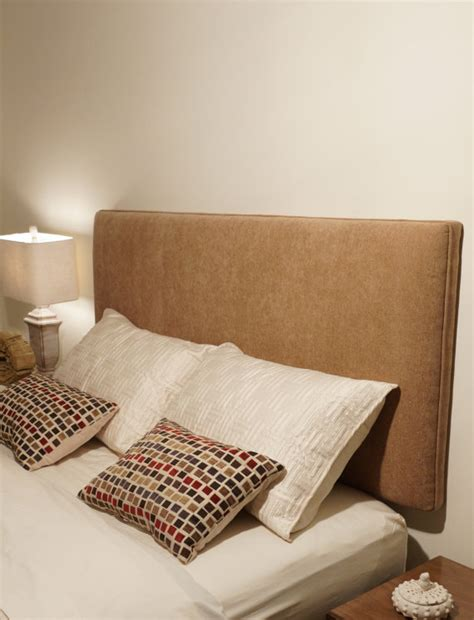 how to hang a headboard on a wall broad selections of wall mounted headboards homesfeed