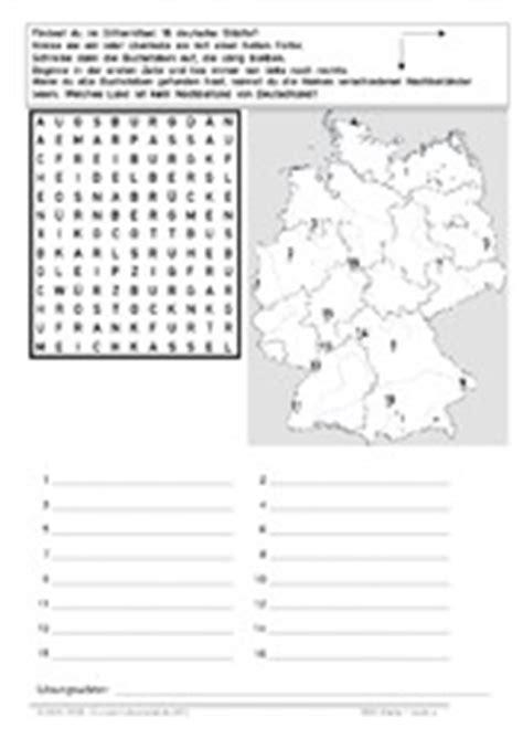 Stadt In Westfalen Kreuzworträtsel by St 228 Dte In Baden W 252 Rttemberg St 228 Dte In Den