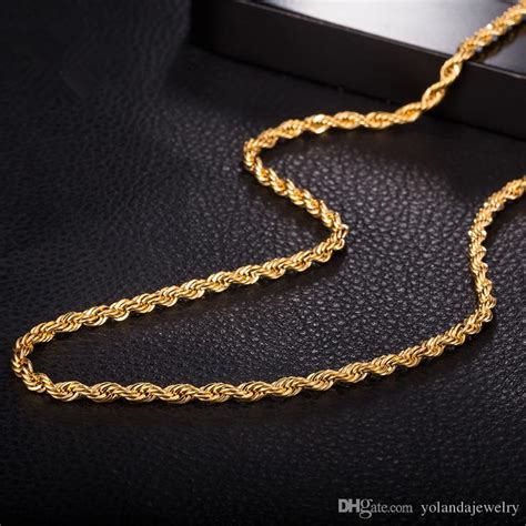 design mm inches cm mens necklace chain