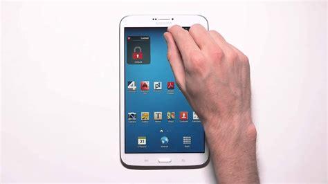 samsung galaxy tablet start guide