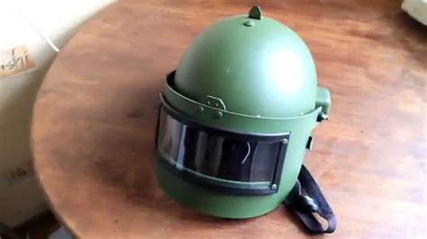 pubg helmet russian assault helmet quot altyn quot replica review youtube