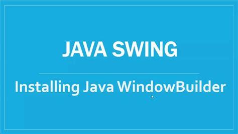 java tutorial in bangla java gui swing tutorial in bangla installing java