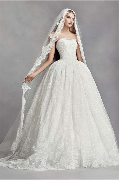 Wedding Dresses And Veils by Wedding Veils In Various Styles David S Bridal