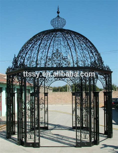 iron gazebo for sale garden wrought iron gazebo for sale buy wrought iron