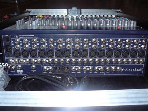Mixer Soundcraft Fx16ii soundcraft fx16ii image 319359 audiofanzine