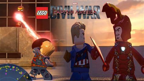 epic film fail iron man 2 epic battle lego civil war captain america vs iron
