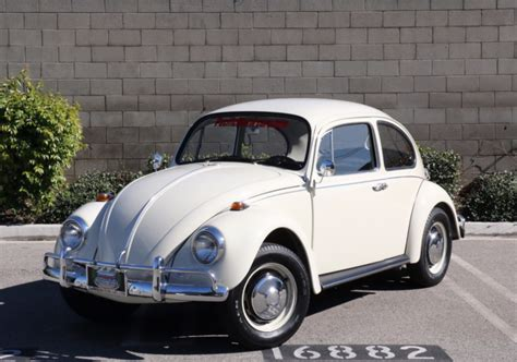 volkswagen beetle 1967 1967 volkswagen beetle for sale on bat auctions closed