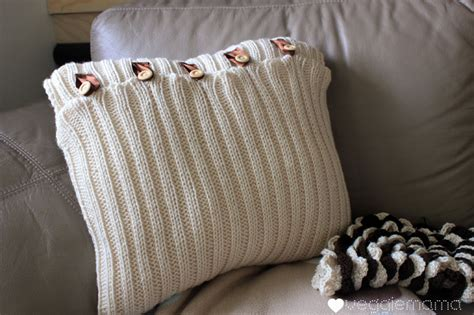 simple pattern for a cushion cover tutorial knit a simple cushion cover free pattern