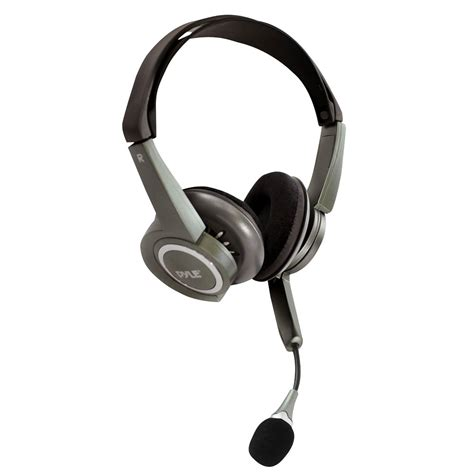 Headset Recording Pyle Phpmc7 Home And Office Microphones Headsets