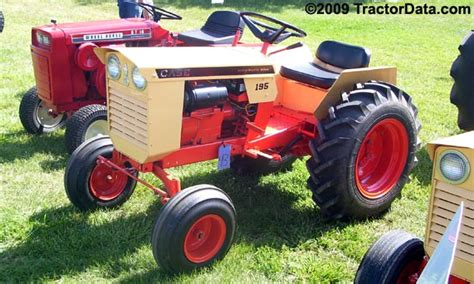 Tractordata Com J I Case 195 Tractor Photos Information