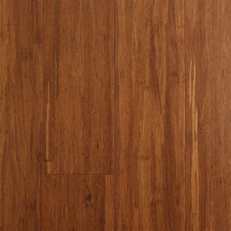 EcoFusion, Solid Drop & Lock Strand Bamboo Flooring